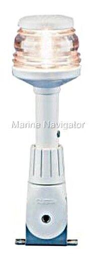 AQUASIGNAL 20 Signallaterne weiß schwenkbar L356mm