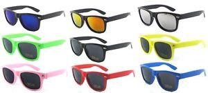 1c2fdae59b6 Image is loading Kids-Sunglasses-Girls-Boys-Children-Mirror-Shades-UV400-