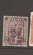 Malaya Jap Oc SG J164b VFU (14ayz)