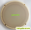 "1pcs Light yellow 5/""inch Speaker grille Decorative circle car Audio net cover"