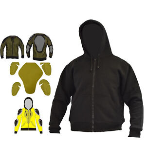 Motorcycle-Armour-Protective-Fleece-Reinforced-Hoodie-Made-With-DuPont-Kevlar
