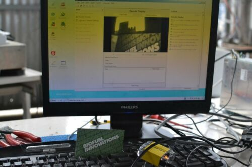 Tested Working see demonstration photos Cognex Dataman DM100X