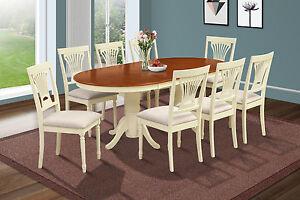 Image Is Loading M Amp D Furniture Oval Dinette Dining Room