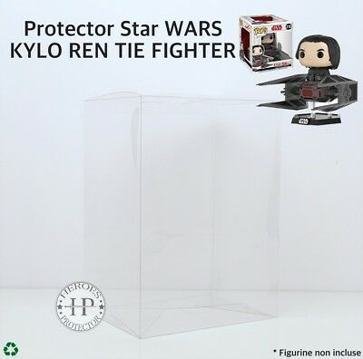 Protection FUNKO Vinyl Box Case POP PROTECTOR KYLO REN TIE FIGHTER STAR WARS