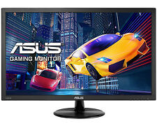 "ASUS VP228HE Full HD 21.5"" LED MONITOR 1920 x 1080p Nero HDMI VGA D-SUB 1ms 22"""