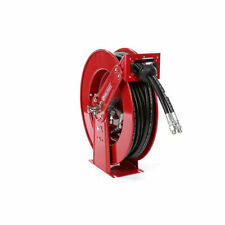 "REELCRAFT TH88050 OMP 1/2"" x 50' 2000 psi Twin Line Hydraulic Reel with Hose"