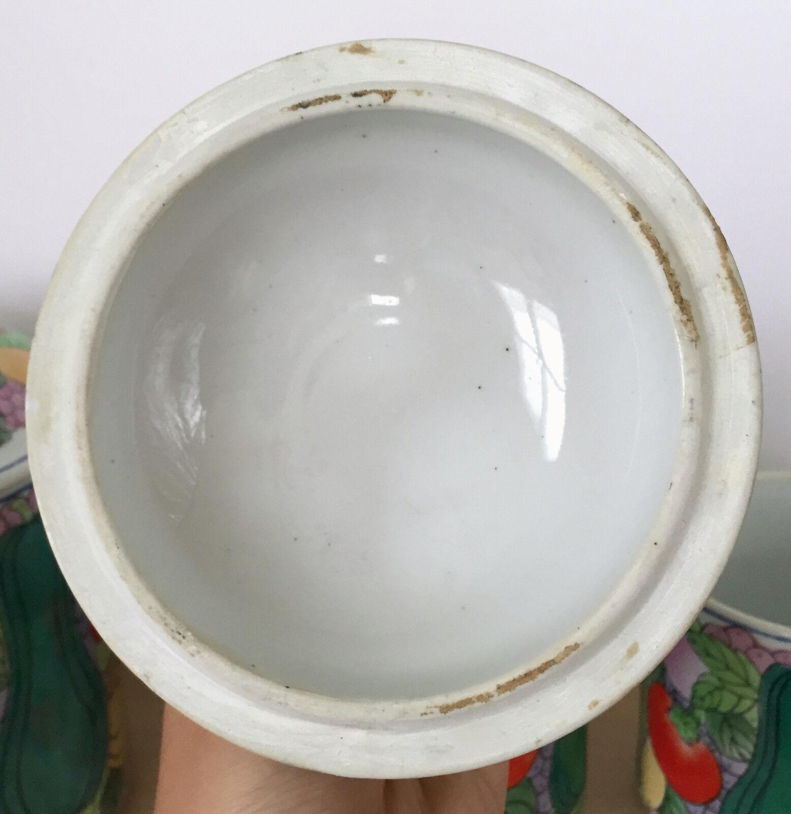 Williams Sonoma Vegetable Fruit Garden Design Stoneware Stoneware Stoneware Canister 3 Jar Set 5c502e
