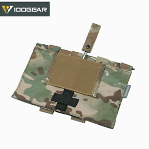 IDOGEAR Tactical First Aid Kit Pouch Medical Organizer 9022B MOLLE Med Pouch