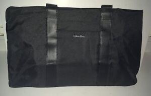 Ebay Klein Weekend Calvin Bag New Travel Parfums Black U0W14wq