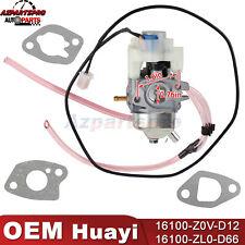 For Honda Eu3000is Eu3000 Eu 3000 Is Inverter Generator Carburetor 16100 Zl0 D66