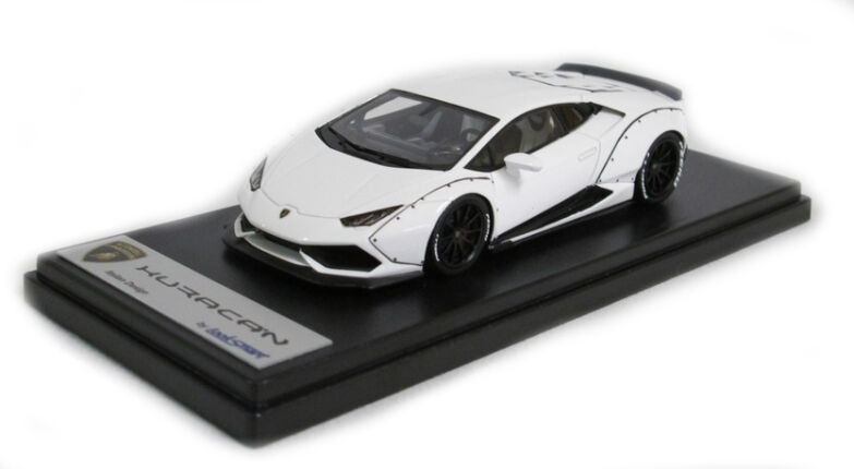 Lamborghini hurcan LB Performance blanco monocerus 2016 1   43 looksmart