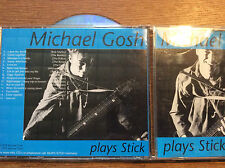 Michael Gosh - Plays Stick (Chapman Stick)[CD Album] Beatles Bowie Police Covers