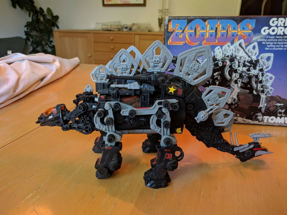 Andet, Tomy Zoids 1984 Great Gorgon