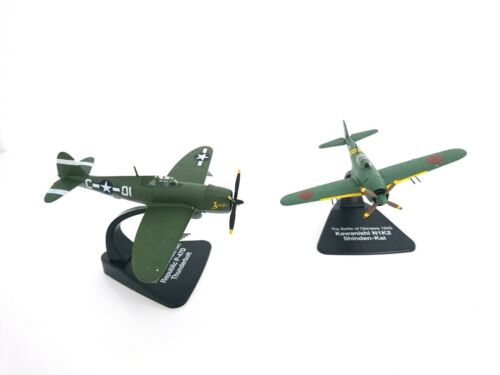 Flugzeug ATLAS MODEL AIRCRAFT 023 1:72 Atlas WW2 THUNDERBOLT SHINDEN Okinawa