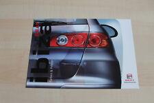 97872) Seat Ibiza - Farben & Polster - Prospekt 05/2003