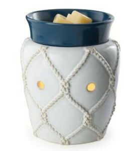 NAUTICAL-ILLUMINATION-ELECTRIC-SCENTED-FRAGRANCE-WAX-CUBE-CANDLE-WARMER-NEW