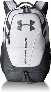 UNDER ARMOUR Hustle 3.0 Backpack White Graphite - OS New