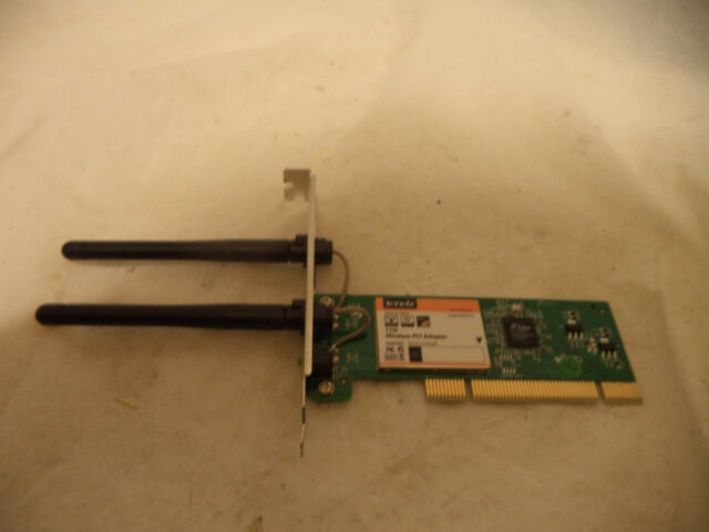 TENDA 11N WIRELESS PCI ADAPTER WINDOWS DRIVER DOWNLOAD