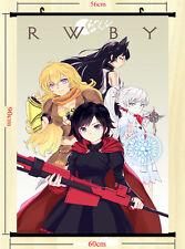 Anime RWBY Raven Branwen silk print 24 x 14 inch poster