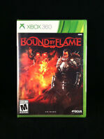 Bound By Flame (xbox 360, 2014)