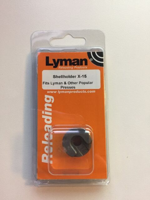 Lyman Individual Shellholders #1 6 14B 2 15 22 or 26 New 13 11 7 12 17