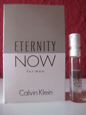 Calvin Klein ~ ETERNITY NOW for men ~ Eau de Toilette Parfum Probe NEU/OVP