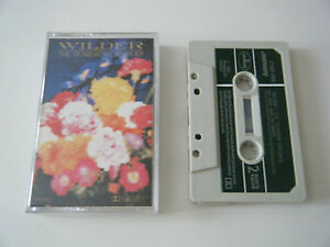 THE-TEARDROP-EXPLODES-WILDER-CASSETTE-TAPE-1981-GREEN-PAPER-LABEL-MERCURY-UK