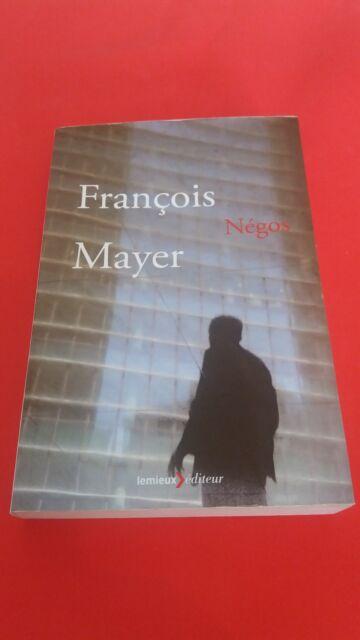 Négos - François Mayer