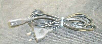Volex VAC17S 2 Prong AC Power Cord 10A 125V