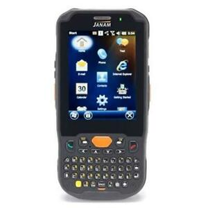 Janam XM5 Rugged Mobile PDA (Windows, 2D Imager, QWERTY)