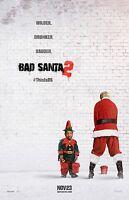 Bad Santa 2 Movie Poster (a) - 11 X 17 Inches - Billy Bob Thornton