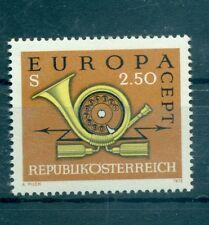 EUROPA CEPT - AUSTRIA 1973 Emblem
