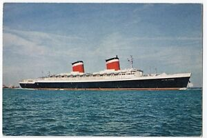 United-States-Line-SS-America-PPC-Unposted-By-Dixon