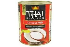 Details About Thai Kitchen Pure Coconut Milk Pack Of 6 96 Oz Cans