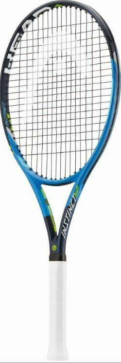 Head Graphene Touch Instinct MP Griff L2 L2 L2 4 1 4 Tennis Racquet 3164bc