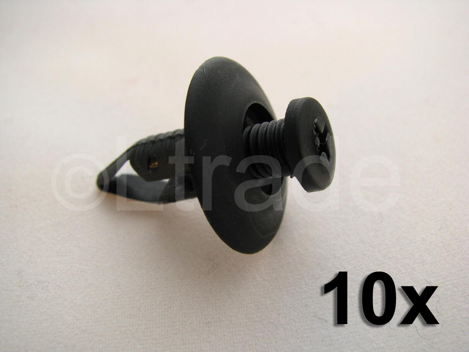 Clips und Klammern 91502SM4000 Clips Radkasten Abdeckung