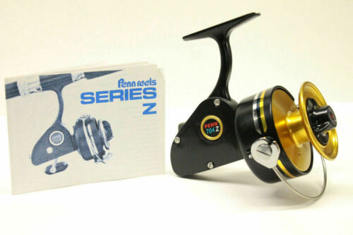 Nouvelle Penn 704z Classic Saltwater Spinning Reel made in USA