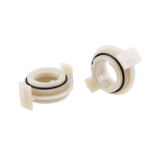 2x D2S H7 HID Headlight Bulb Holder Adapter Socket for BMW E46 325Ci 330i 325i