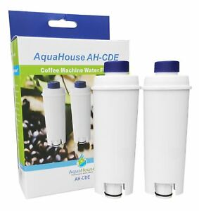 2x-Compatible-for-DeLonghi-water-filter-DLSC002-SER3017-5513292811-Bean-to-Cup