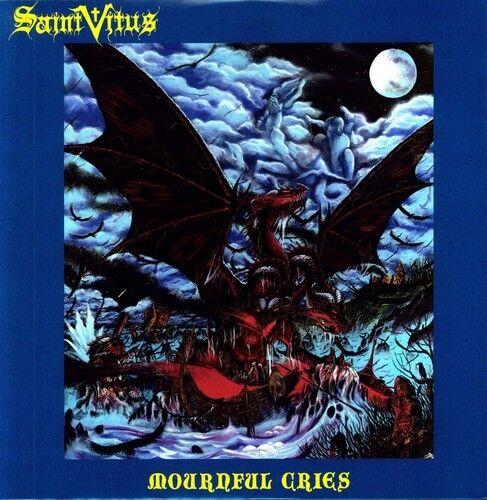 Saint Vitus - Mournful Cries [New Vinyl]