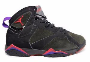 c6a26b5d24ad Vintage Air Jordan 7 VII Raptors (2002) 304775-006 Size 13 No box