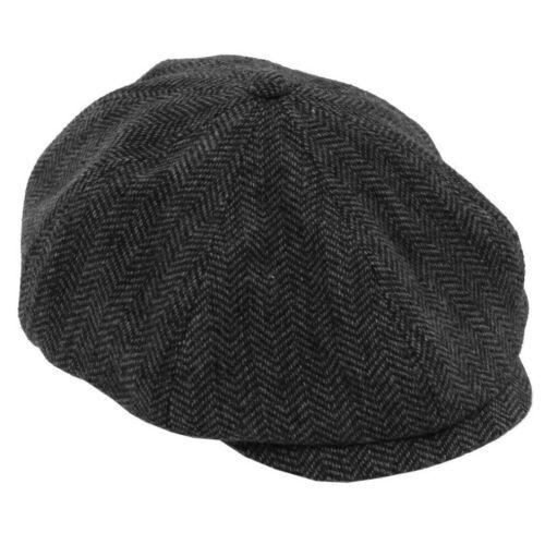 Peaky Blinders flat Fashion cap 8 Panel Child/'s cap Teens Unisex Baker boys