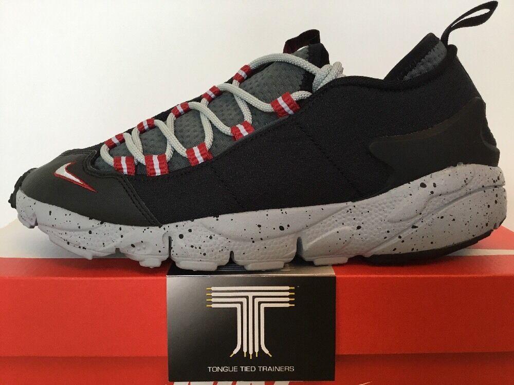 Nike Air Footscape NM Größe  852629 001  U.K. Größe NM 10 6d94bb