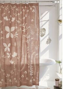 Image Is Loading NWT Urban Outfitters KLARA ALLOVER FLORAL Shower Curtain