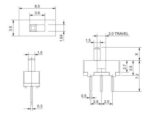 """1//8/"""" Cut Radius Oldham Viper #180-4-RON Round Nose Router Bit Grooving"""