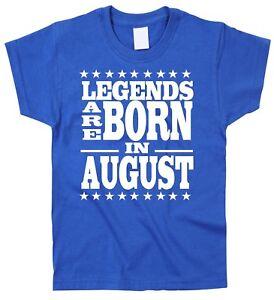 Image Is Loading Kids Children 039 S Birthday T Shirt Legends