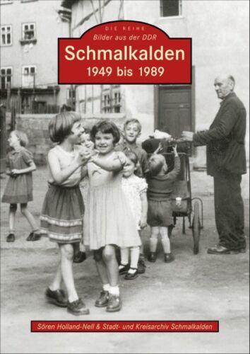 Schmalkalden DDR Thüringen Stadt Geschichte Bildband Buch Bilder Archivbilder AK
