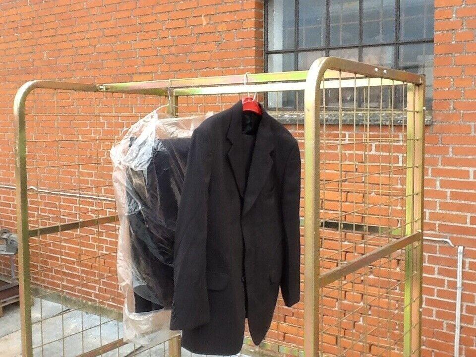 Tekstil bur / Garment bur 86 x 126 x 200 cm