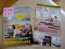 """Wohnidee Januar 2013 mit Sonderheft """"Räume zum Wohlfühlen"""""""