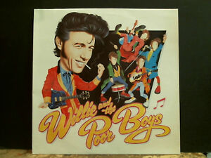 WILLIE-amp-THE-POOR-BOYS-LP-Bill-Wyman-Charlie-Watts-Rolling-Stones-Near-mint